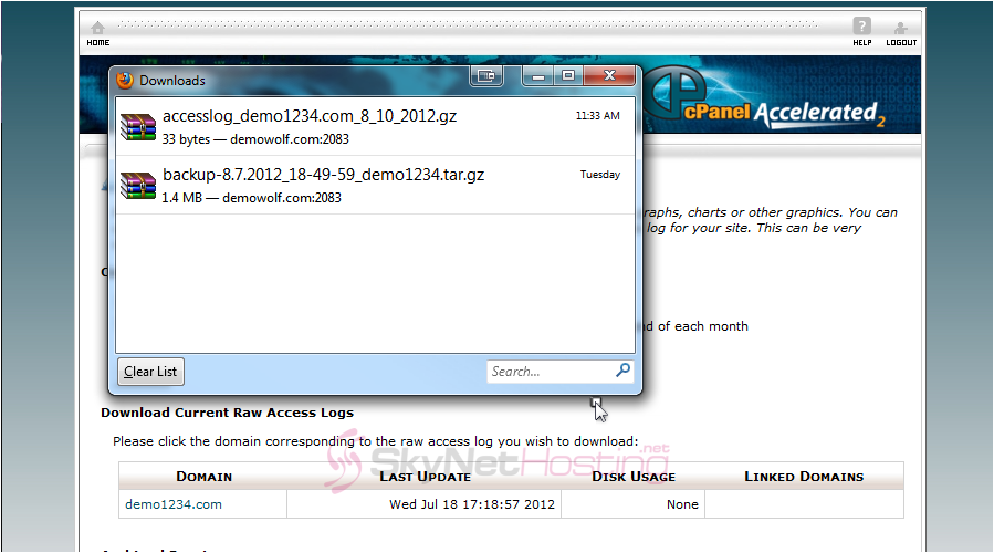downloaded-raw-access-log