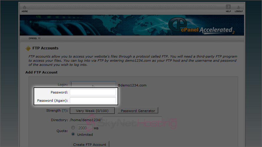ftp-new-account-CPanel