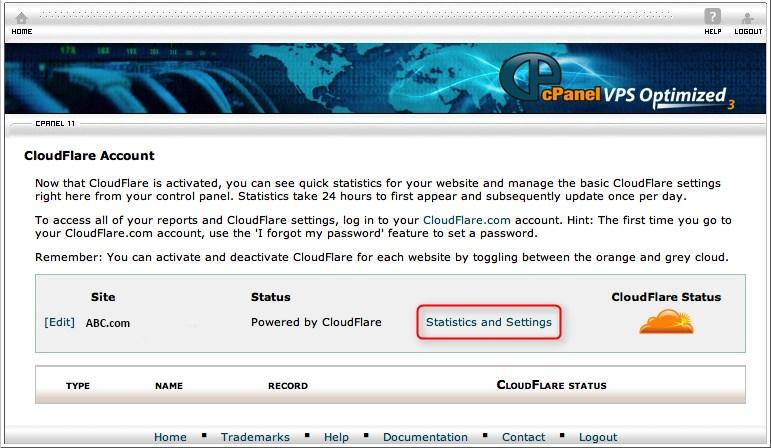 view-cloudflare-statistics