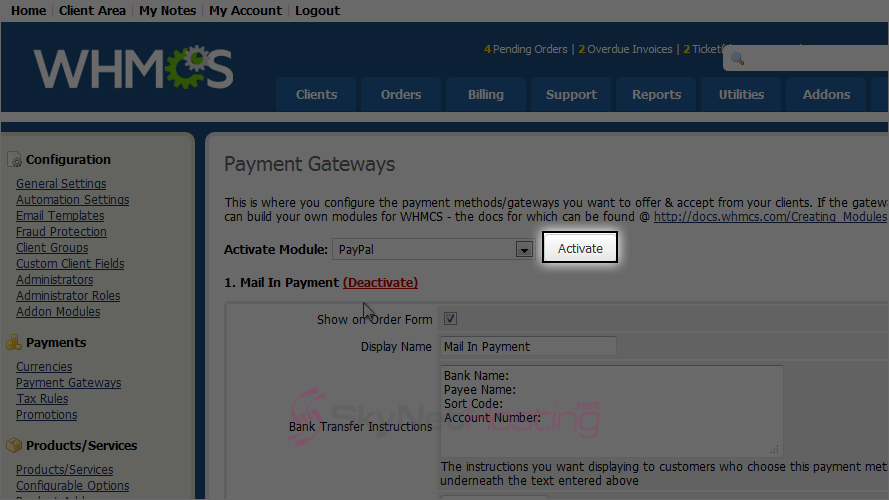 click-on-activate-button-to-activate-the-new-payment-module