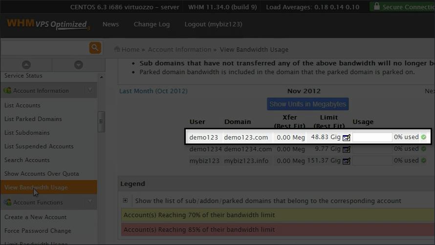modified-bandwidth