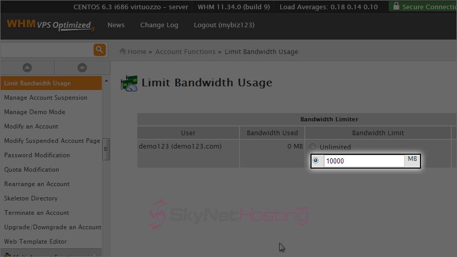 set-bandwidth-limit