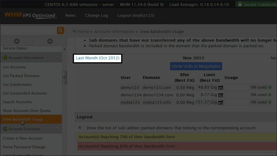 view-last-month's-bandwidth-usage