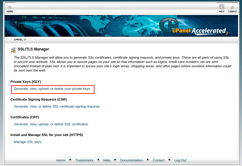 Installing Third Party Ssl From Cpanel Comodopositive Ssl